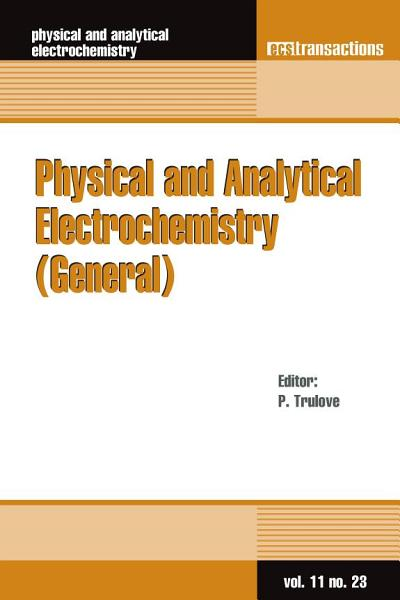 Physical and Analytical Electrochemistry  General