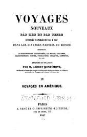 Voyages nouveaux par mer et par terre: effectués ou publiés de 1837 à 1847 dans les diverses parties du monde