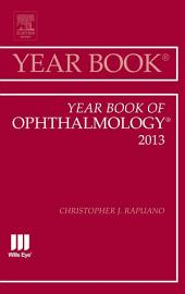 Year Book of Ophthalmology 2013, E-Book