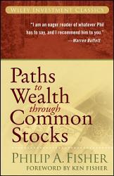 Paths To Wealth Through Common Stocks Book PDF