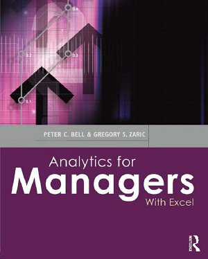 Analytics for Managers