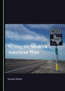 Writing the Modern American West PDF