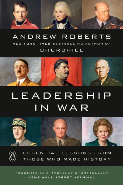 Download Leadership in War Book