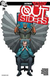 The Outsiders (2007-) #19