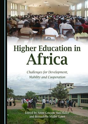 Higher Education in Africa PDF