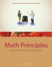 Math Principles for Food Service Occupations PDF