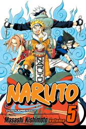 Naruto, Vol. 5: The Challengers