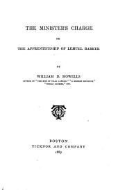 The Minister's Charge Or The Apprenticeship of Lemuel Barker