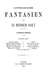 Litterarische fantasien: Volume 2