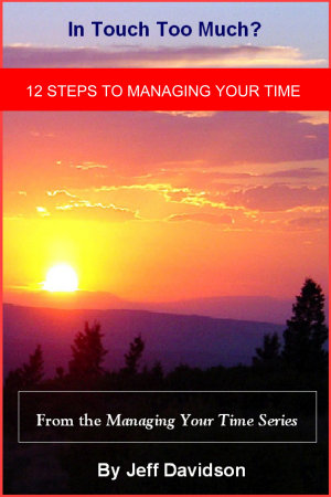12 Steps to Managing Your Time PDF