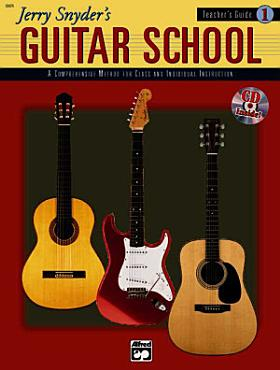 Jerry Snyder s Guitar School PDF