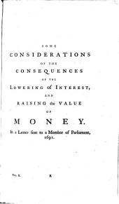 THE WORKS OF JOHN LOCKE, Esq;: In THREE VOLUMES. To which is Added, The LIFE of the AUTHOR; AND A COLLECTION of Several of His PIECES Published by Mr. DESMAIZEAUX.