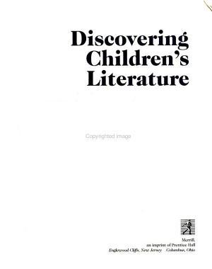 Discovering Children s Literature PDF