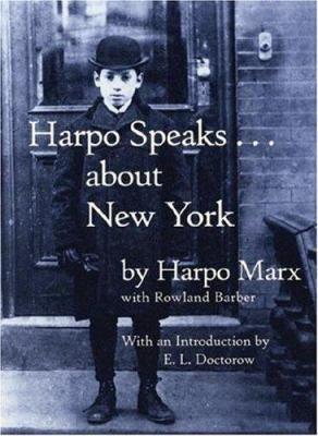 Harpo Speaks   about New York PDF