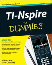 TI-Nspire For Dummies: Edition 2