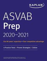ASVAB Prep 2020 2021 PDF