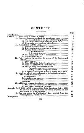 The Homebound Elderly PDF