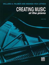 Creating Music At The Piano Lesson Book  Book 2