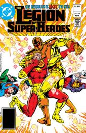 The Legion of Super-Heroes (1980-) #286