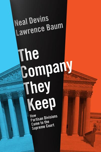 Download The Company They Keep Book