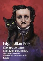 Edgar Allan Poe, cuentos de terror contados para niños