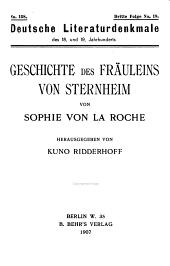 Geschichte des Fräuleins von Sternheim: Ausgabe 138