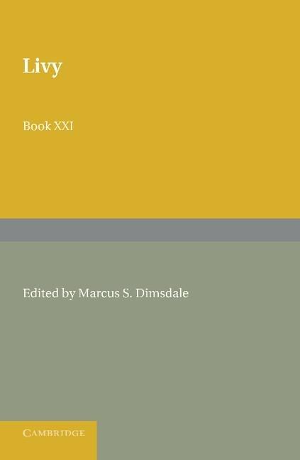 Livy Book XXI