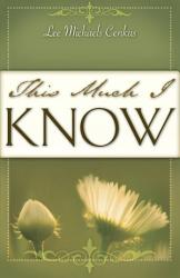 This Much I Know Book PDF