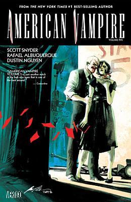 American Vampire Vol  5