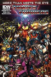 Transformers: More Than Meets the Eye #17