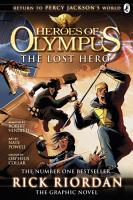 The Lost Hero  The Graphic Novel  Heroes of Olympus Book 1  PDF
