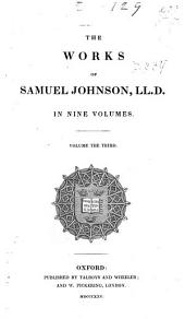 The Works of Samuel Johnson ...: The Rambler