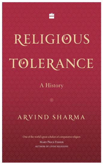 Religious Tolerance  A History PDF