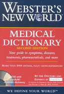 Webster s New World Medical Dictionary PDF