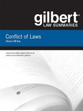 Gilbert Law Summaries on Conflict of Laws, 18th: Edition 18