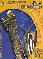 Band Expressions, Book One for Baritone Saxophone