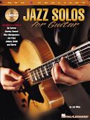 Jazz Solos for Guitar PDF