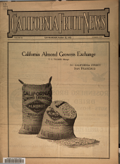California Fruit News: Volume 64, Issue 1737