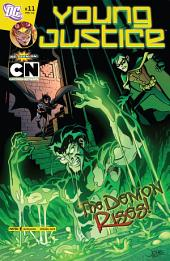 Young Justice (2011-) #11