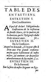 Les vrays entretiens spirituels du bien-heureux Francois de Sales... Troisiesme Edition, augmentée d'une Consideration sur le Symbole des Apostres, par le mesme autheur