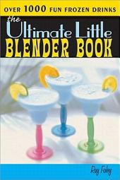 Ultimate Little Frozen Drinks Book
