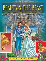 Beauty and the beast: Illustrated Graphic Novels