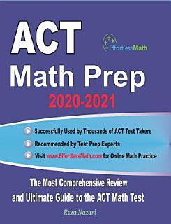 ACT Math Prep 2020 2021