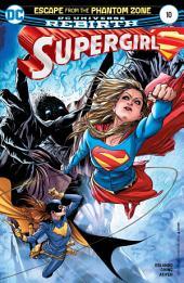 Supergirl (2016-) #10
