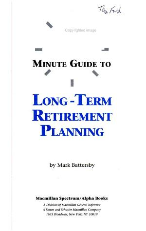 10 Minute Guide To Short Term Retirement Planning