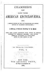 Chambers s New Handy Volume American Encyclop  dia PDF