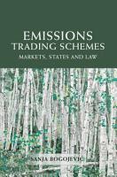 Emissions Trading Schemes PDF