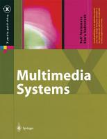Multimedia Systems PDF