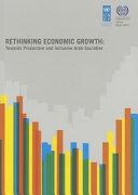 Rethinking Economic Growth PDF
