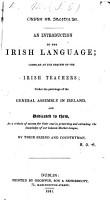 Casan na Gaoidhilge   An Introduction to the Irish Language     By     S  O  M  PDF